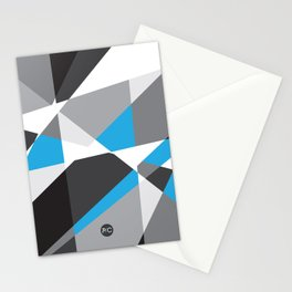 Geometrix 001 Stationery Cards