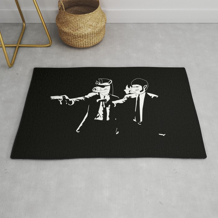 Mutant Fiction Rug