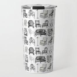 HAVE A SEAT! Travel Mug