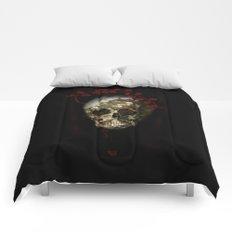 skull#01 Comforters