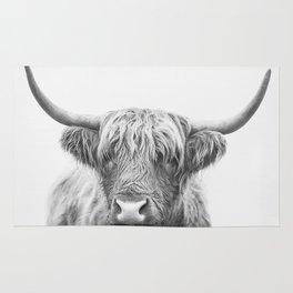 Highland Bull Rug