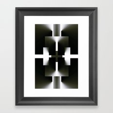 Mechanic. Framed Art Print