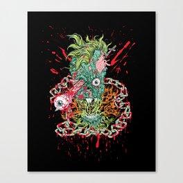 Dead Chains Canvas Print
