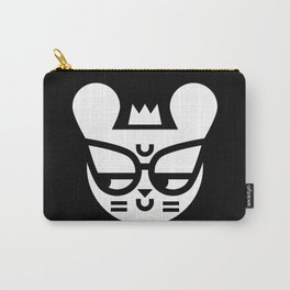 Skeptical Mouse Carry-All Pouch