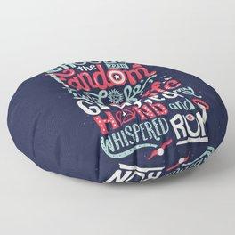 Fandom Life Floor Pillow