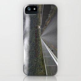 MacIntosh Dam iPhone Case