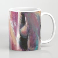 charlie Mugs featuring Charlie by Andrea Creates