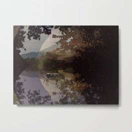 Eaton Trail 3A Metal Print