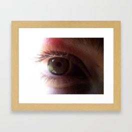 i n b Framed Art Print
