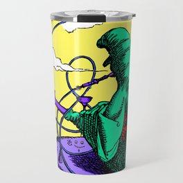 The Caterpillar! Travel Mug