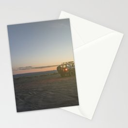 off roading Stationery Cards