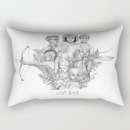 The Lost Boys Rectangular Pillow