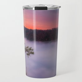 Above the couds Travel Mug