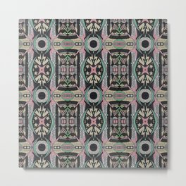Fremantle 32°05 (tiled) Metal Print
