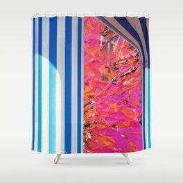 Colourful Kuwait Shower Curtain