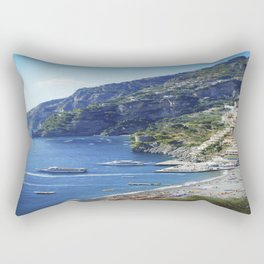 Amalfi coast, Italy Rectangular Pillow