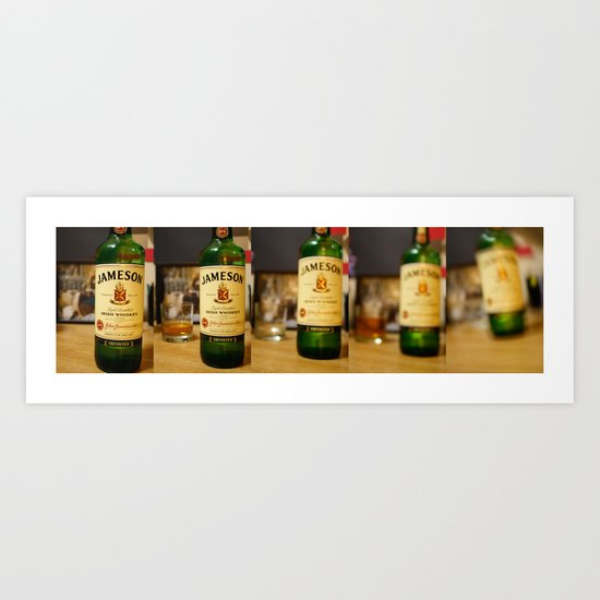 Wasted Memories Art Print