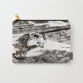 Pocket Watch Art Carry-All Pouch