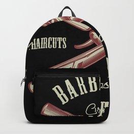 Barbershop California Backpack