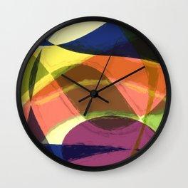 Abstract #465 Wall Clock