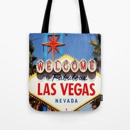 Ah Vegas... Tote Bag
