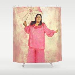 Cass Elliot, Music Legend Shower Curtain