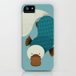 Hello Platypus iPhone Case