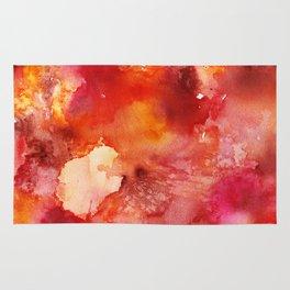 AbstractWatercolor III Rug