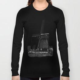 Dutch Windmill Long Sleeve T-shirt