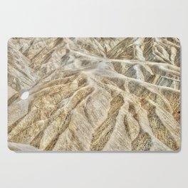 Death Valley desert Cutting Board