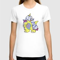 digimon T-shirts featuring gabu by tinypuppyprince