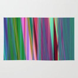 fall stripes Rug