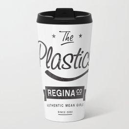 The Plastics - from the movie Mean Girls starring Lindsay Lohan Travel Mug