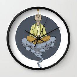 One With Everything - Digital Painting Wall Clock