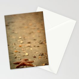 Shells & Starfish Stationery Cards