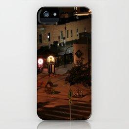Bright Lights on Summer Nights iPhone Case