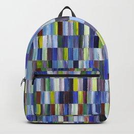 Unmixed Rectangles Backpack