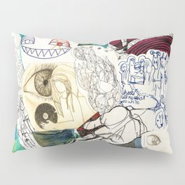 Collage 27 Pillow Sham