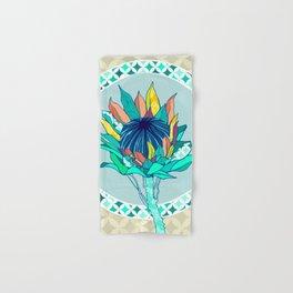 Bohemian Banksia Hand & Bath Towel