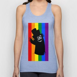 The B stands for Babadook Unisex Tank Top