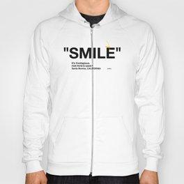 """""""SMILE"""" Hoody"""