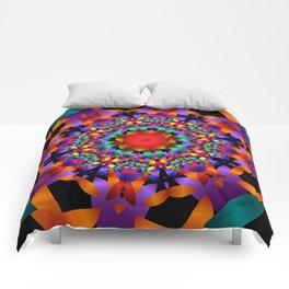 mandala-design -c- Comforters