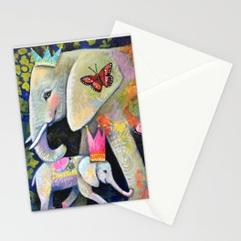Twinkle Toes Stationery Cards
