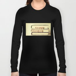 Read Books Long Sleeve T-shirt