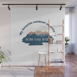 Great Outdoors Wall Mural