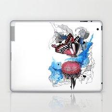 Butterfly I by carographic, Carolyn Mielke Laptop & iPad Skin