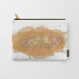 GT Car Single Line Carry-All Pouch