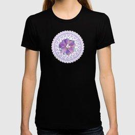 Victorian Flowers T-shirt