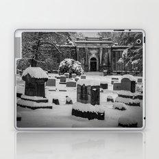 Mausoleum Laptop & iPad Skin