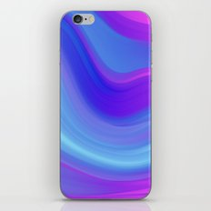 Relax Wave iPhone & iPod Skin